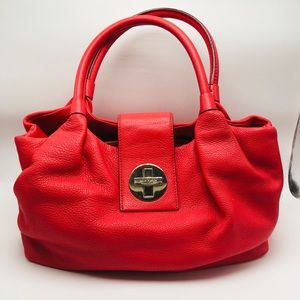 EUC Pink Kate Spade Hobo Handbag